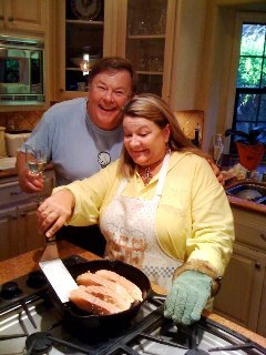 Kay and her husband