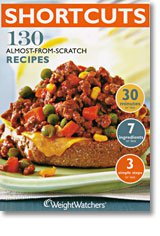Weight Watchers' Short Cuts / JillHough.com