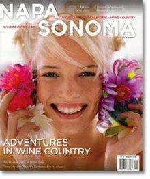 Napa Sonoma Spring/Summer 2010 Cover