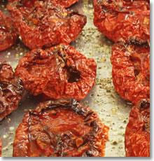 Oven-Dried Tomatoes on JillHough.com