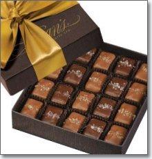 Fran's salted caramels / JillHough.com