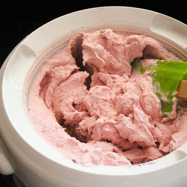 Basic Fruit Ice Cream / JillHough.com