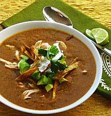 Tortilla Soup / JillHough.com