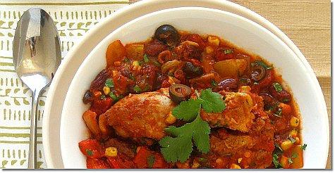 Sierra Chicken Stew