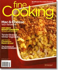 Fine Cooking Feb-Mar 2012 Cover