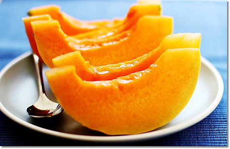How to pick an amazing melon / JillHough.com
