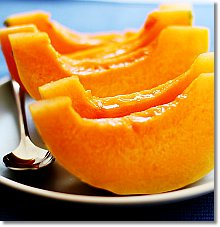 How to pick an amazing melon