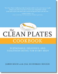 Clean Plates Cookbook on JillHough.com