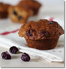 PB and C Muffins / JillHough.com