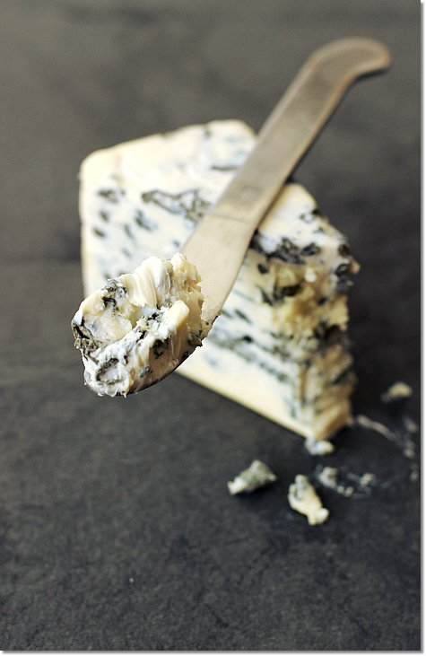 Blue cheese on JillHough.com