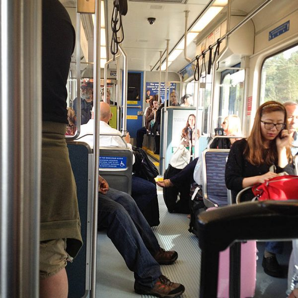 Light rail to Seattle on JillHough.com