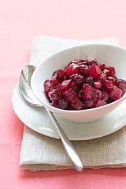 Cranberry and Apple Sauce on JillHough.com