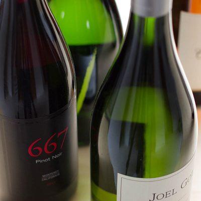 Thanksgiving wines / JillHough.com