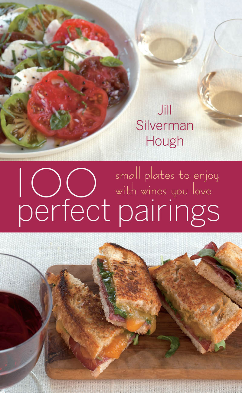 100 Perfect Pairings: Small Plates / JillHough.com