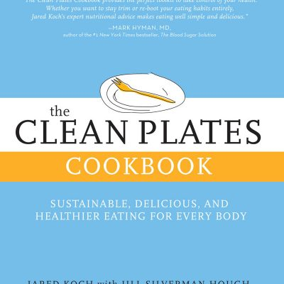 Clean Plates Cookbook / JillHough.com
