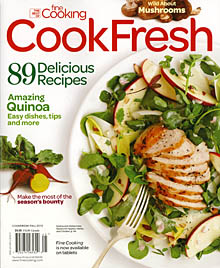 Cooking Fresh Fall 2013 / JillHough.com