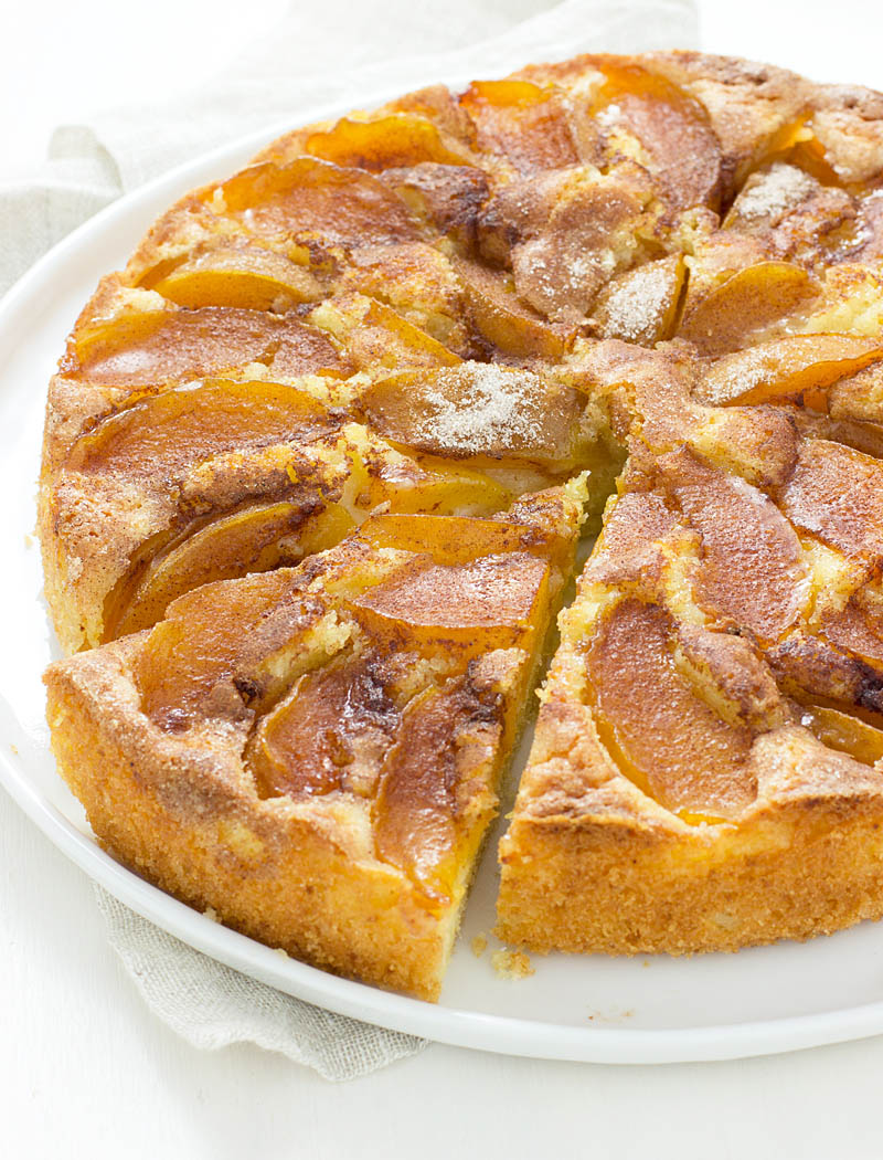 Buttery, Sweet, Bright, Thoroughly Delicious Plum Cake