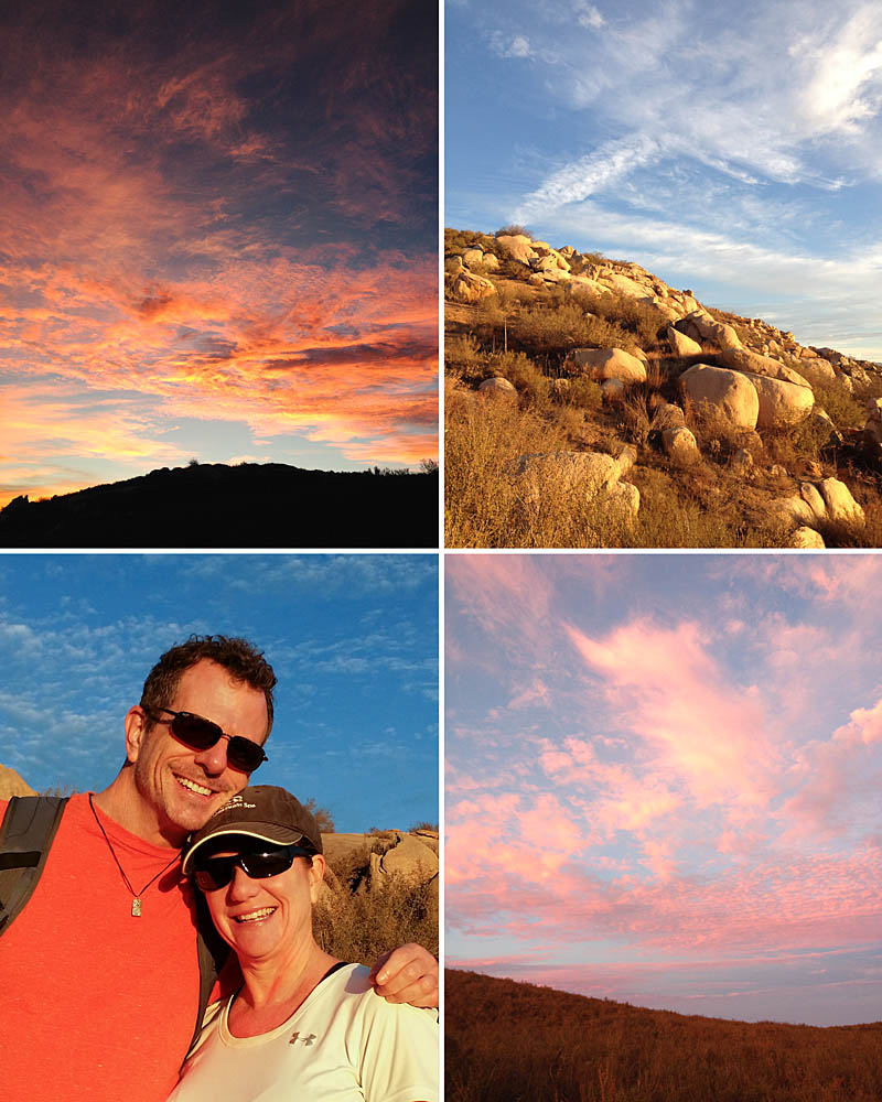 Hike at Rancho La Puerta  / Jill Silverman Hough