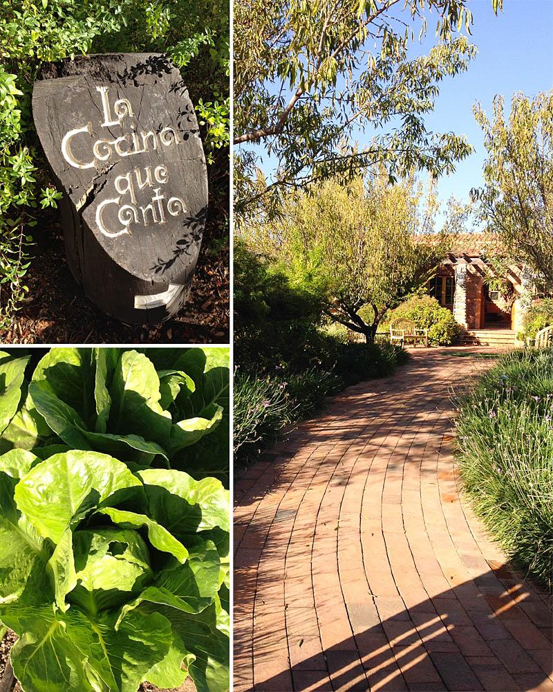 La Cocina Que Canta at Rancho La Puerta / Jill Silverman Hough