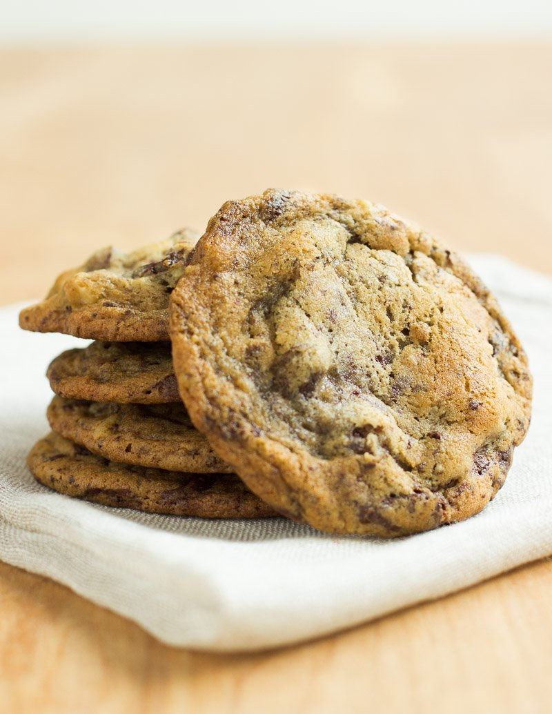 World's Best Chocolate Chip Cookies / Jill Silverman Hough