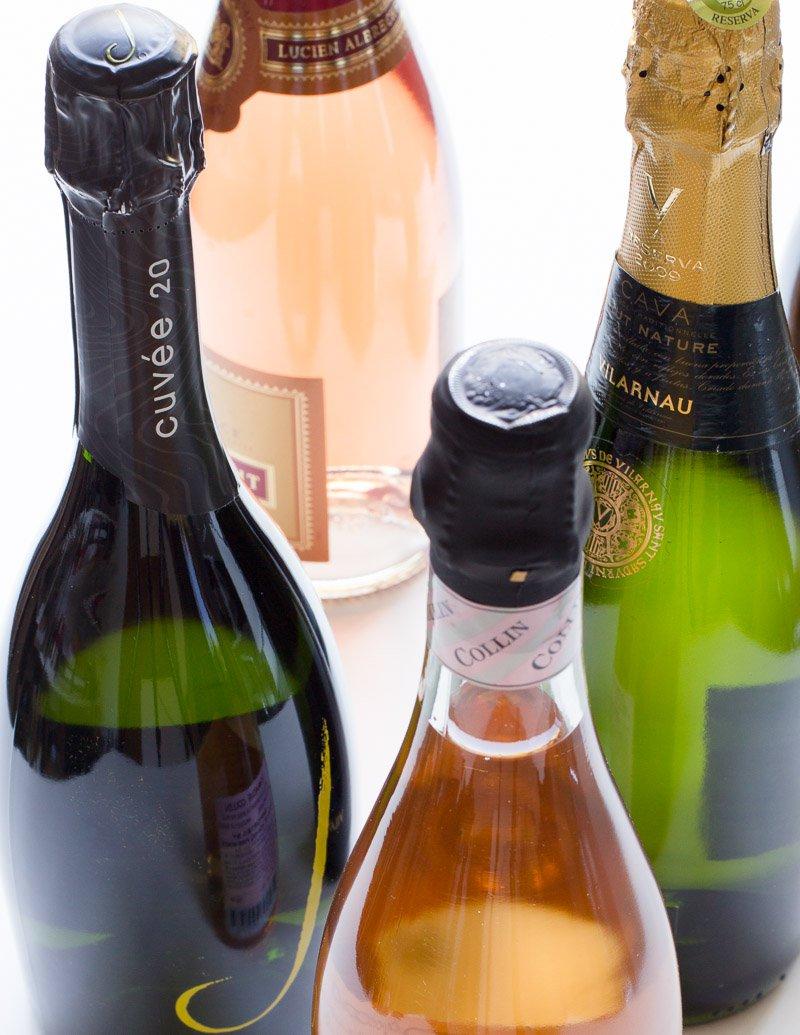 Sparkling wine / Jill Silverman Hough
