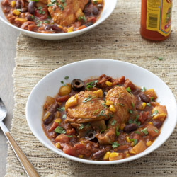 Sierra Chicken Stew / JillHough.com