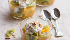 Citrus and Cottage Cheese Salad / JillHough.com