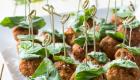 Chorizo Meatballs / JillHough.com