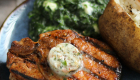 Steakhouse Pork Chops / JillHough.com