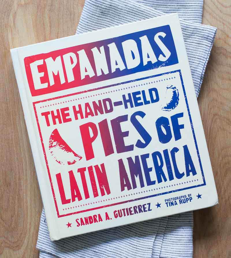 Empanadas cookbook / JillHough.com