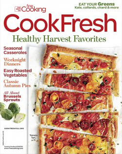 Cooking Fresh, the best of Fine Cooking, Fall 2015 / JillHough.com