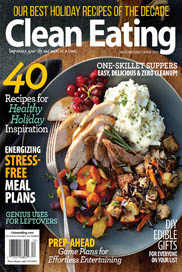 Clean Eating Nov/Dec 2015 / JillHough.com