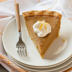 A Thanksgiving story, or why one slice of pie will do