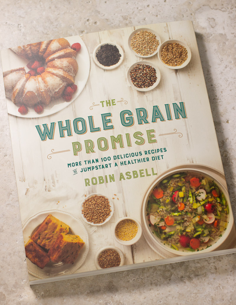 The Whole Grain Promise / JillHough.com