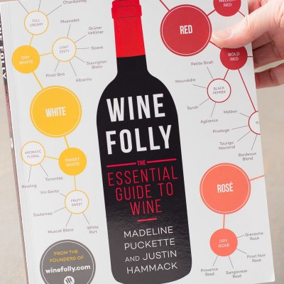 Wine Folly cover / JillHough.com