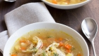 Meyer Chicken Soup / JillHough.com
