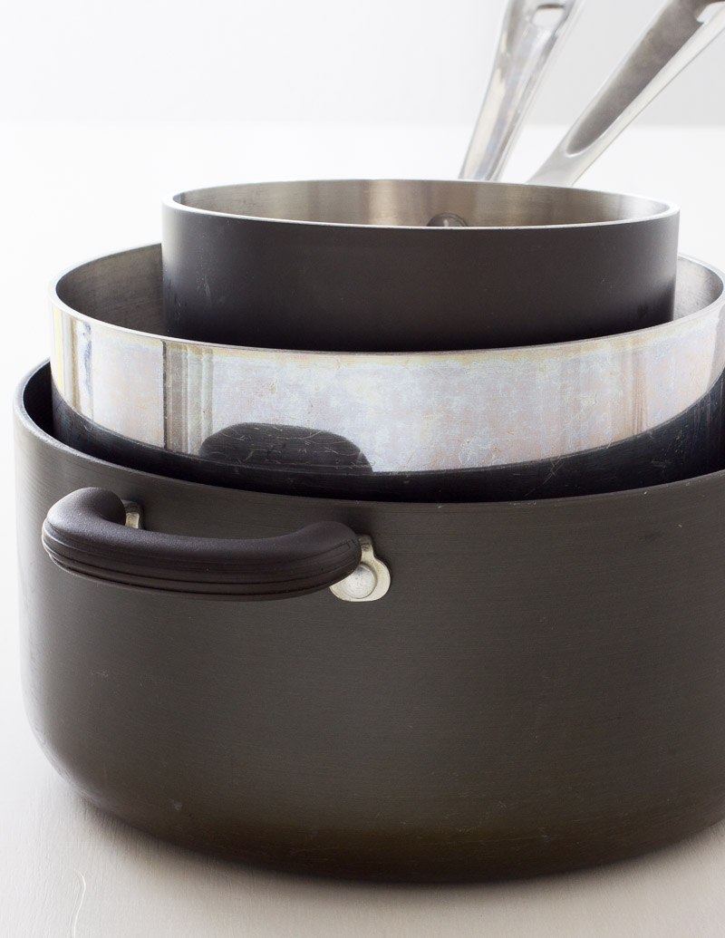 What pots and pans do you need? / JillHough.com