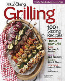 Grilling, The Best of Fine Cooking 2018 / Jill Silverman Hough