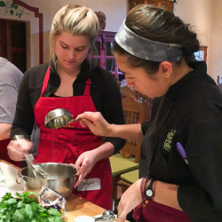 Two reasons it's smart to take cooking classes
