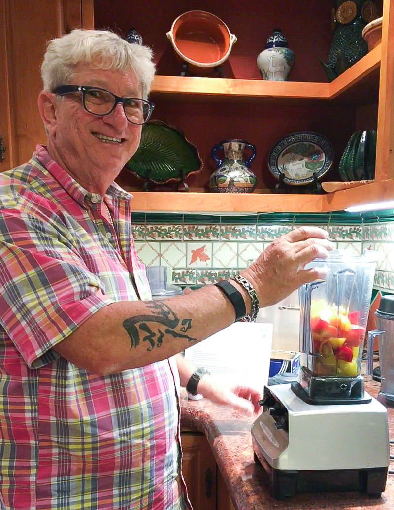 Rancho La Puerta cooking class / JillHough.com