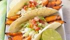 Grilled Sweetpotato Tacos / JillHough.com