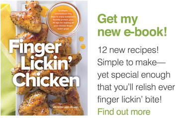 Finger Lickin' Chicken / JillHough.com