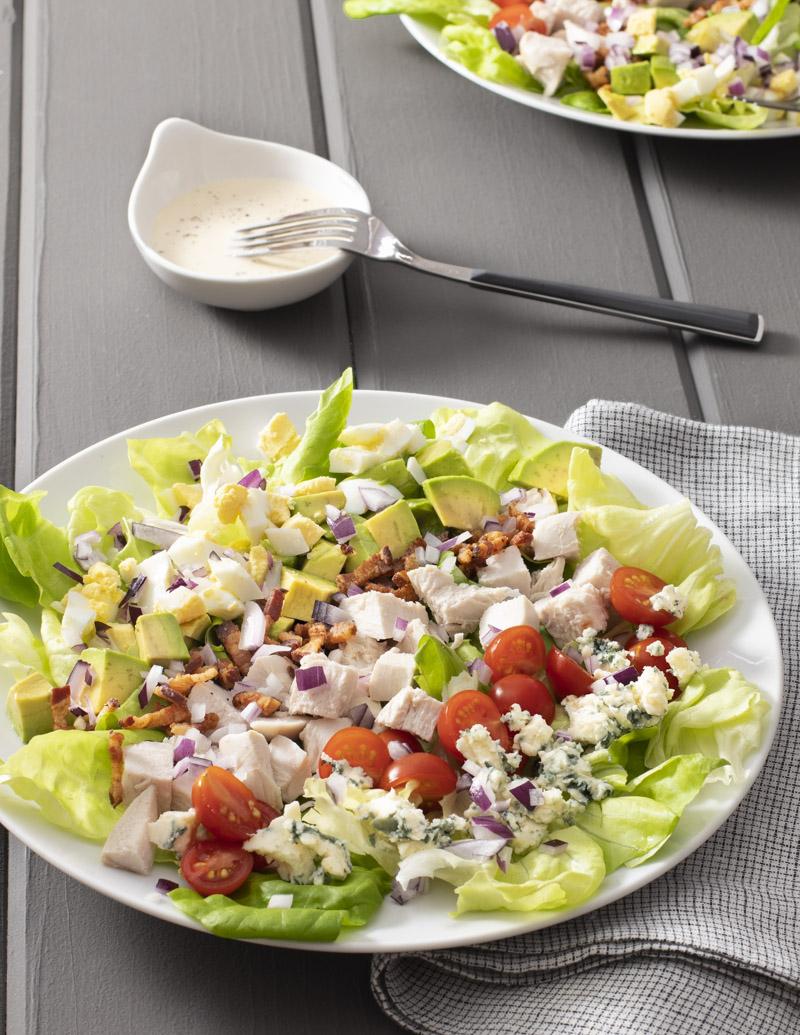 Classic Cobb Salad / JillHough.com