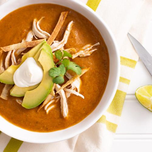 Tortilla Soup / JillHough.com