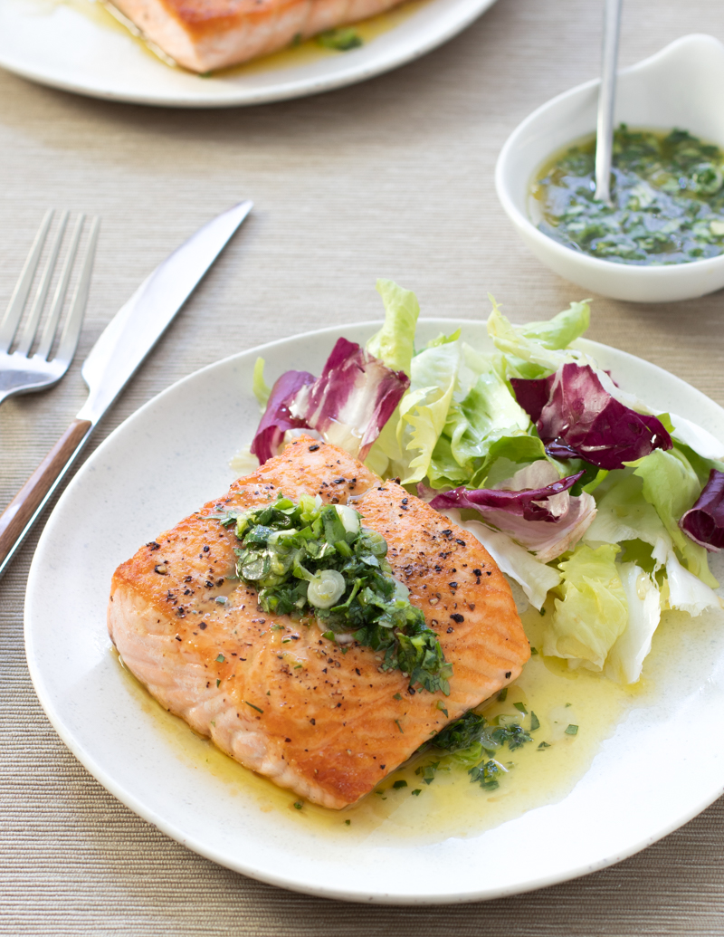 All about buying, storing, and cooking salmon / JillHough.com