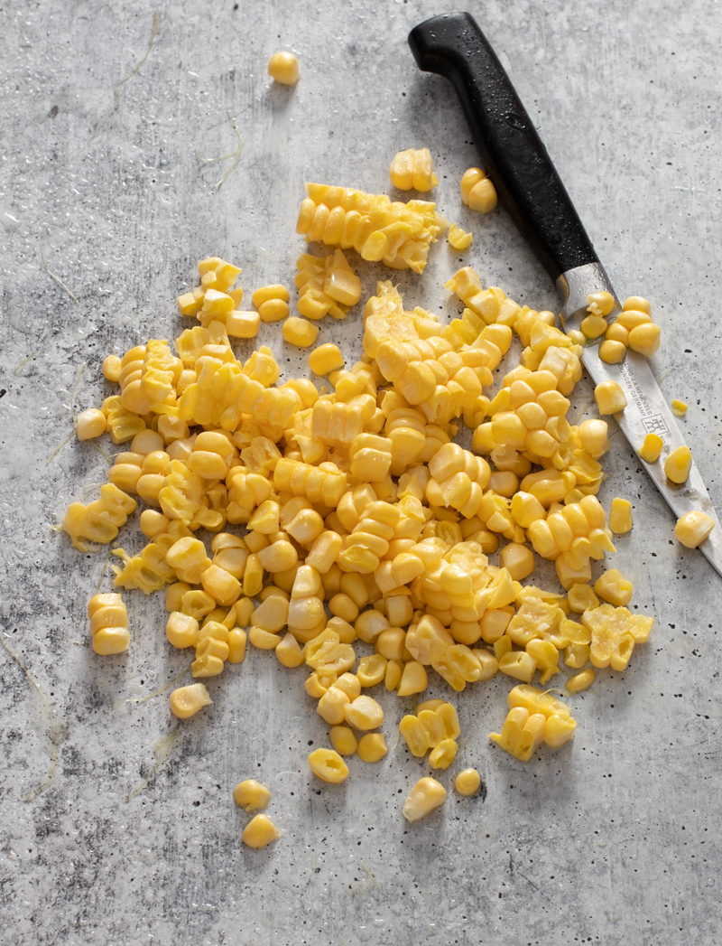 Corn kernels / JillHough.com