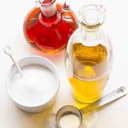 How to make things taste good? Salt, acid, fat, sugar / JillHough.com
